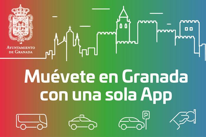 Muévete en Granada con una sola App - Imbric